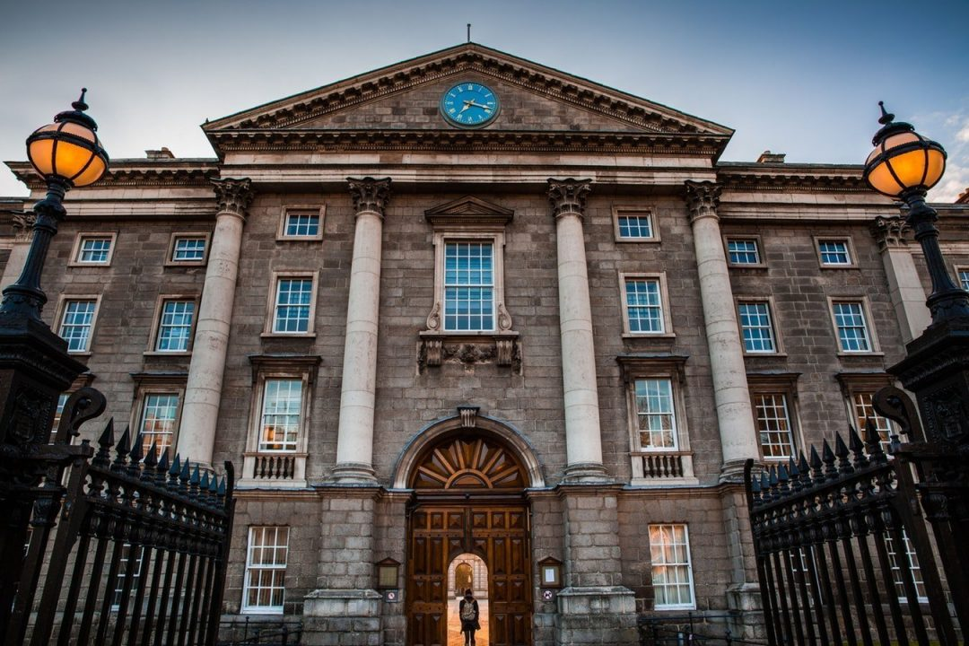Top 10 Sights in Dublin: Trinity College