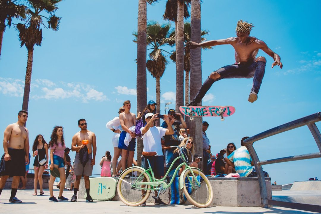 Things to Do in Los Angeles - Skating at Venice Beach