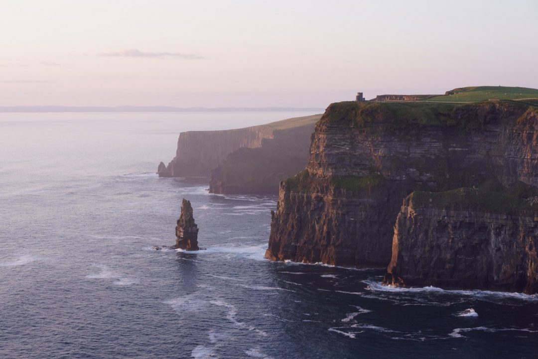Top 3 Day Trips in Dublin: Cliffs of Moher