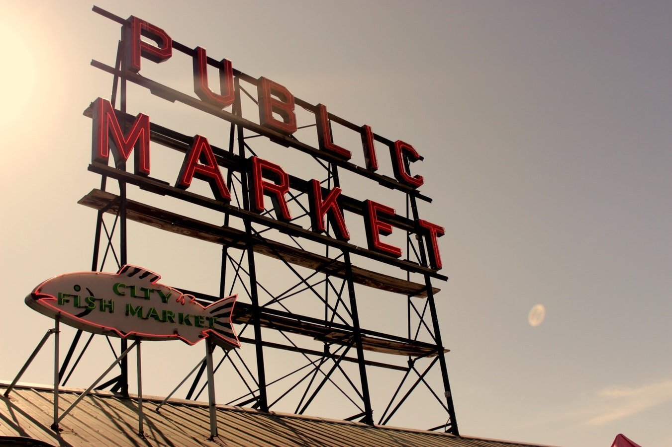 Top 10 Sights to See in Seattle: Pike Place Market
