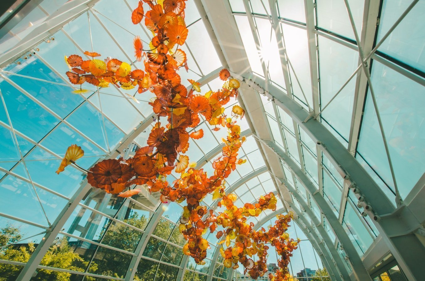 Top 10 Sights to See in Seattle: Chihuly Garden and Glass Museum