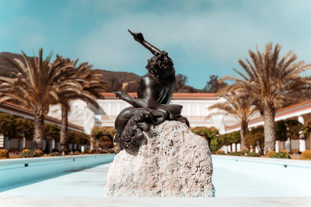 best places to stay in la - Getty Villa