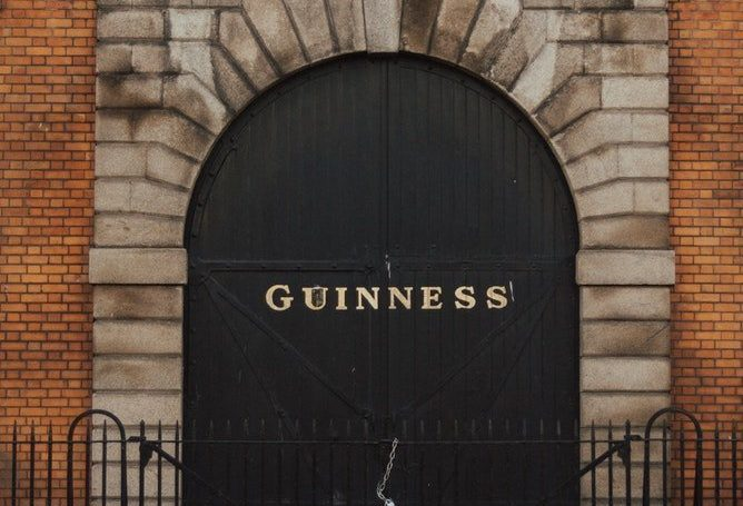 Top 10 Sights to See in Dublin: Guinness Storehouse