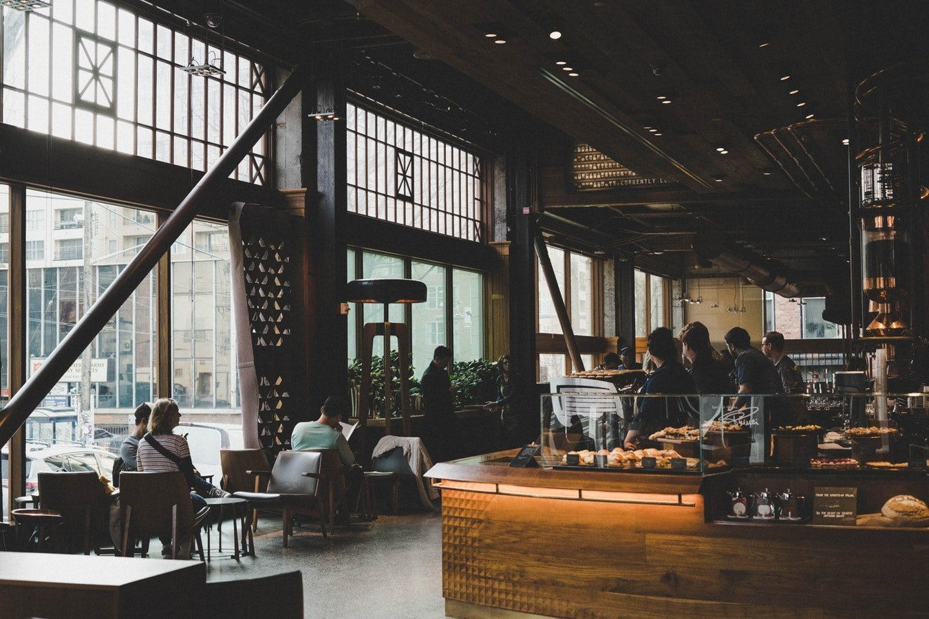 Top 10 Sights to See in Seattle: Starbucks Reserve Roastery