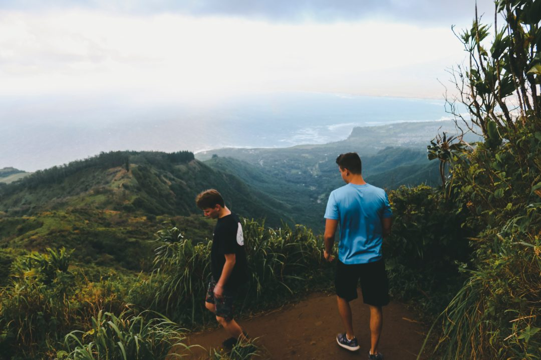 Best Hikes in Maui - Mahana Ridge Trail