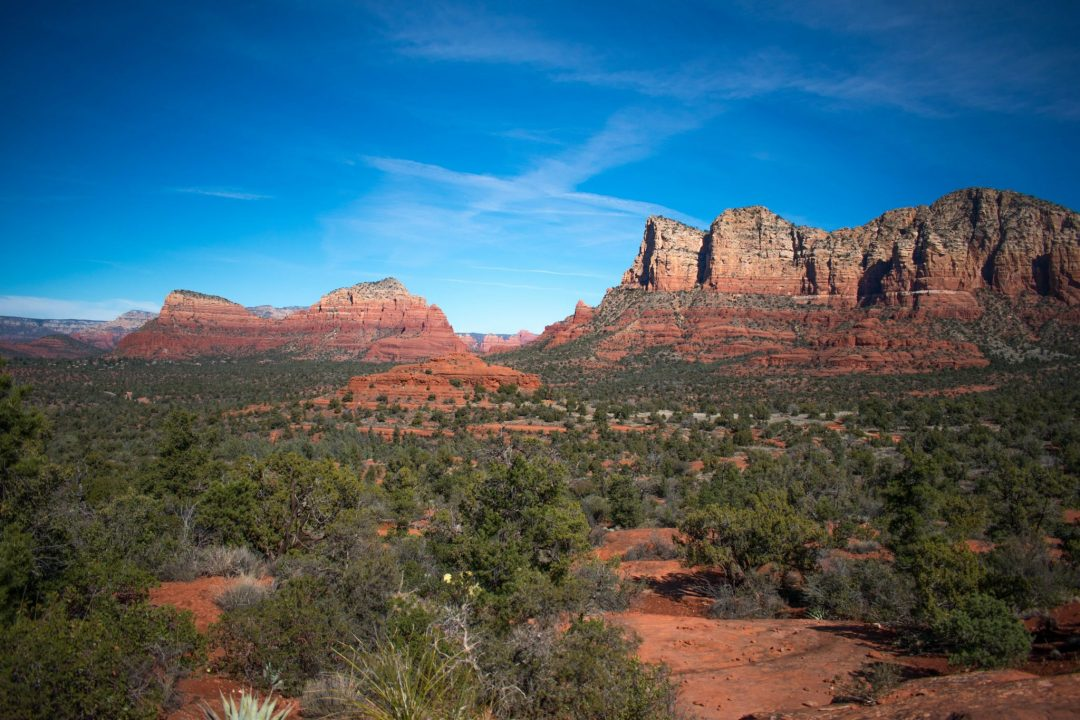 Sedona Hiking Trails: Wilson Canyon trail
