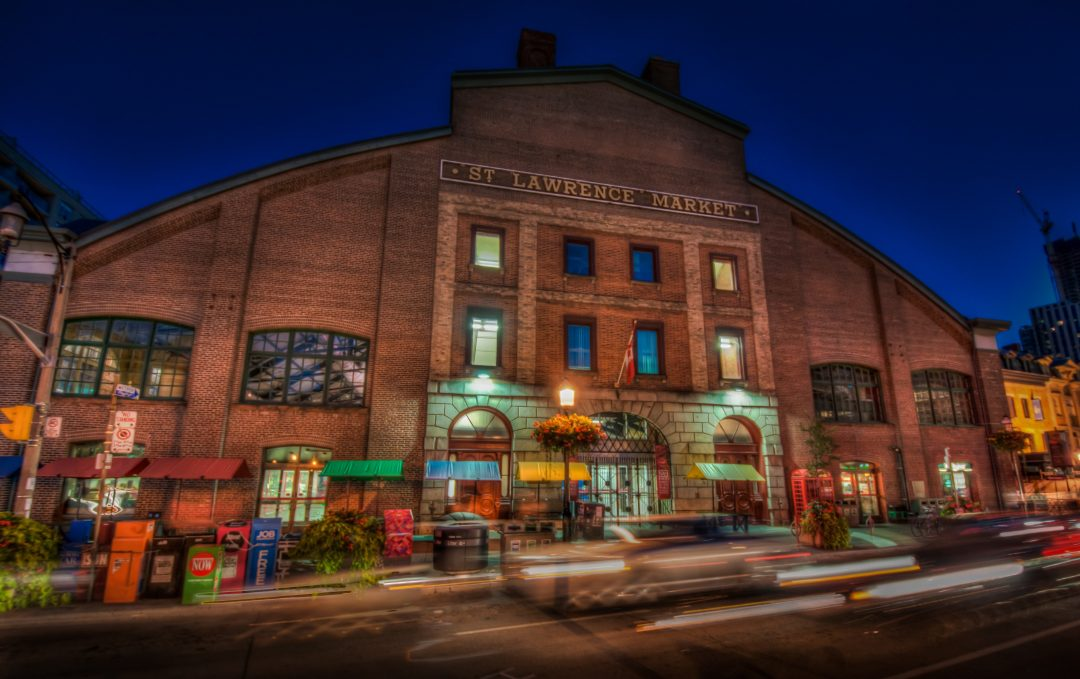 must see in toronto - st lawrence market