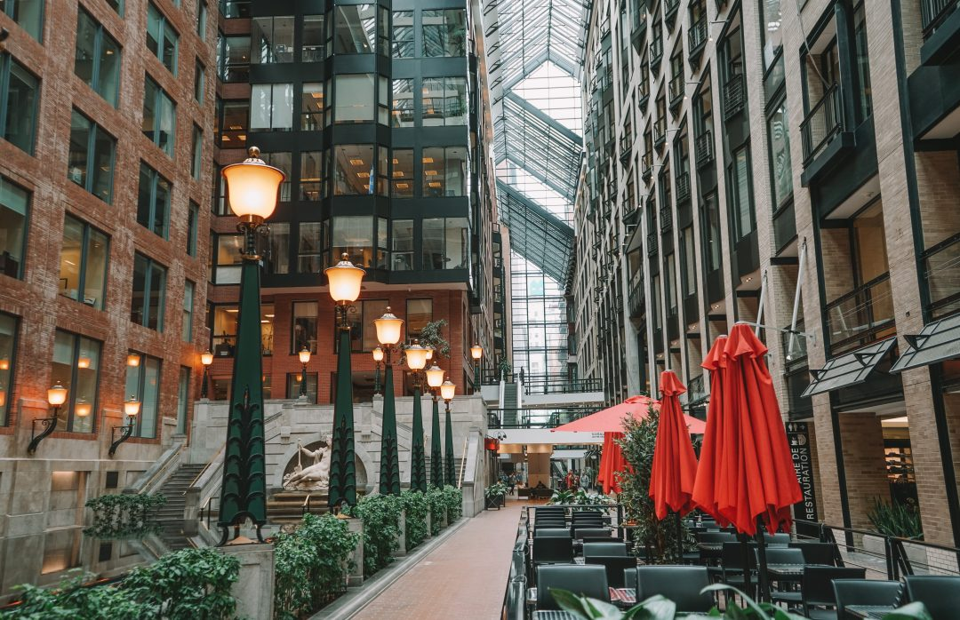 Downtown Montreal- Where to stay in Montreal