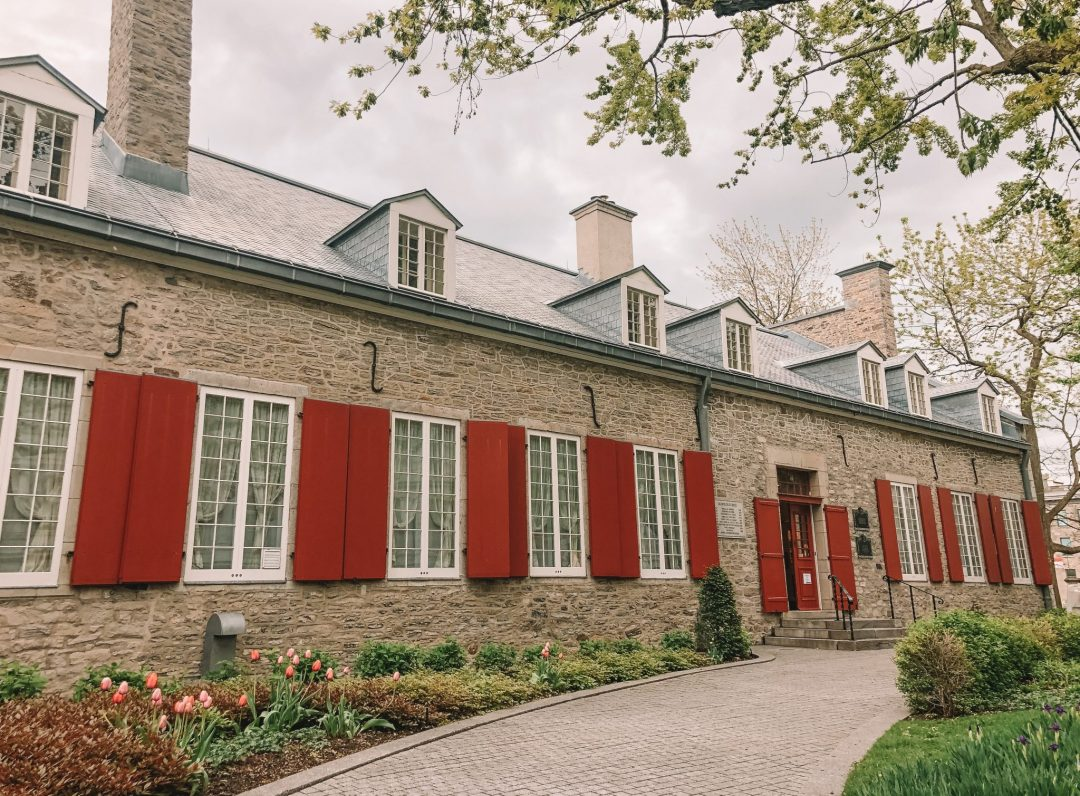 places to visit in montreal canada - chateau ramezay