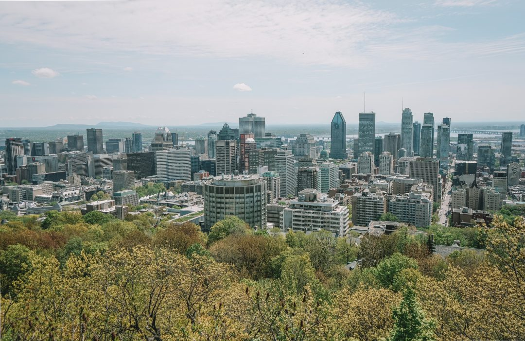 things to see in montreal - Mont Royal park