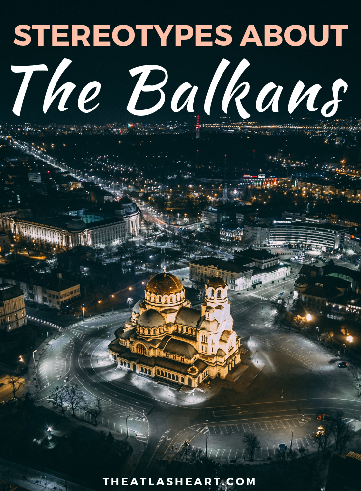 stereotypes about the balkans