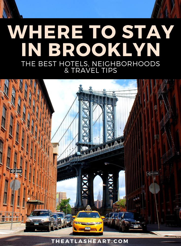 where to stay in Brooklyn neighborhood guide