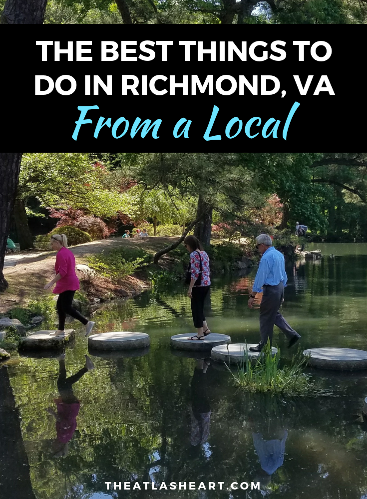 20 Things to do in Richmond, VA