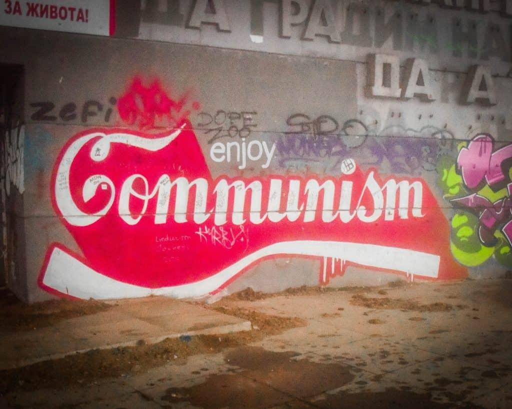 communism in the balkans