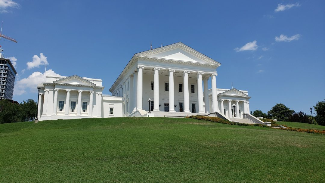 things to do in virginia - see the capitol building