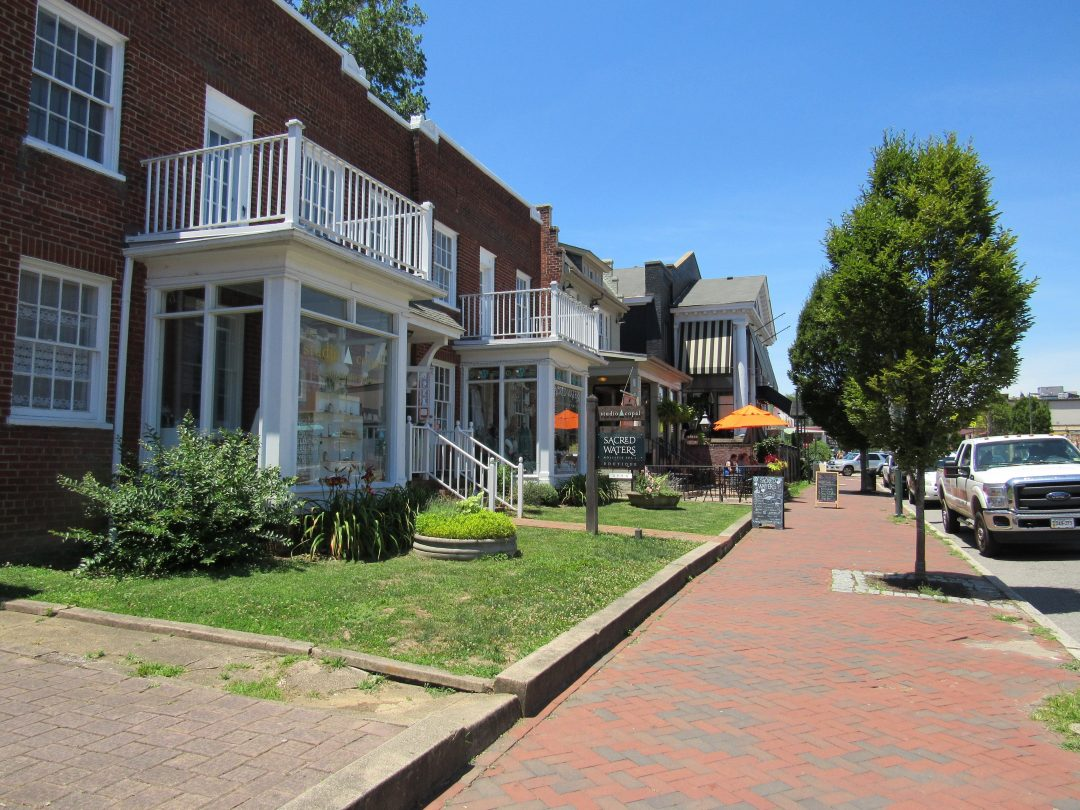 richmond attractions - carytown