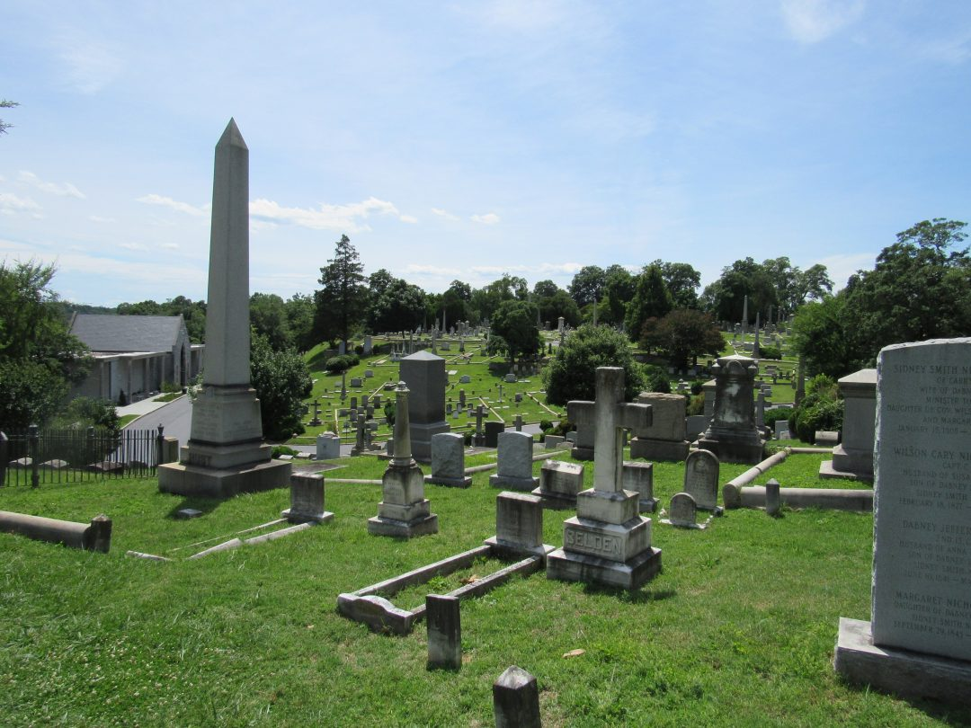 what to do in Richmond - Explore Hollywood Cemetery