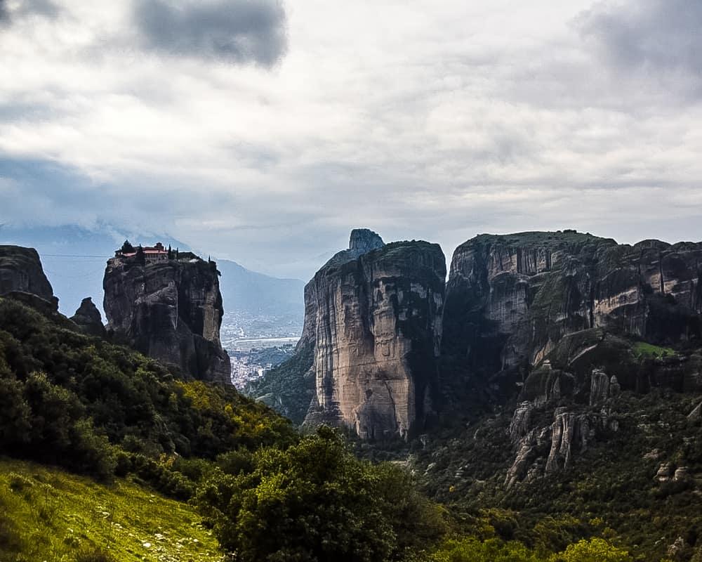 Meteora, Greece is part of The Balkans