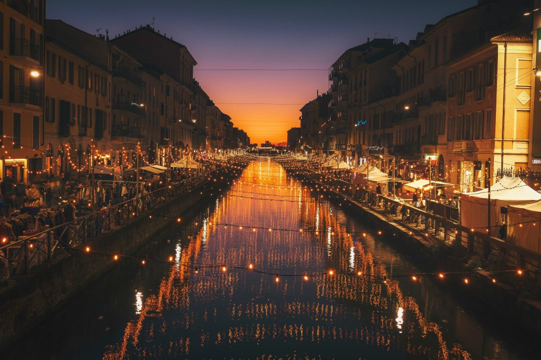 Navigli - where to stay in Milan