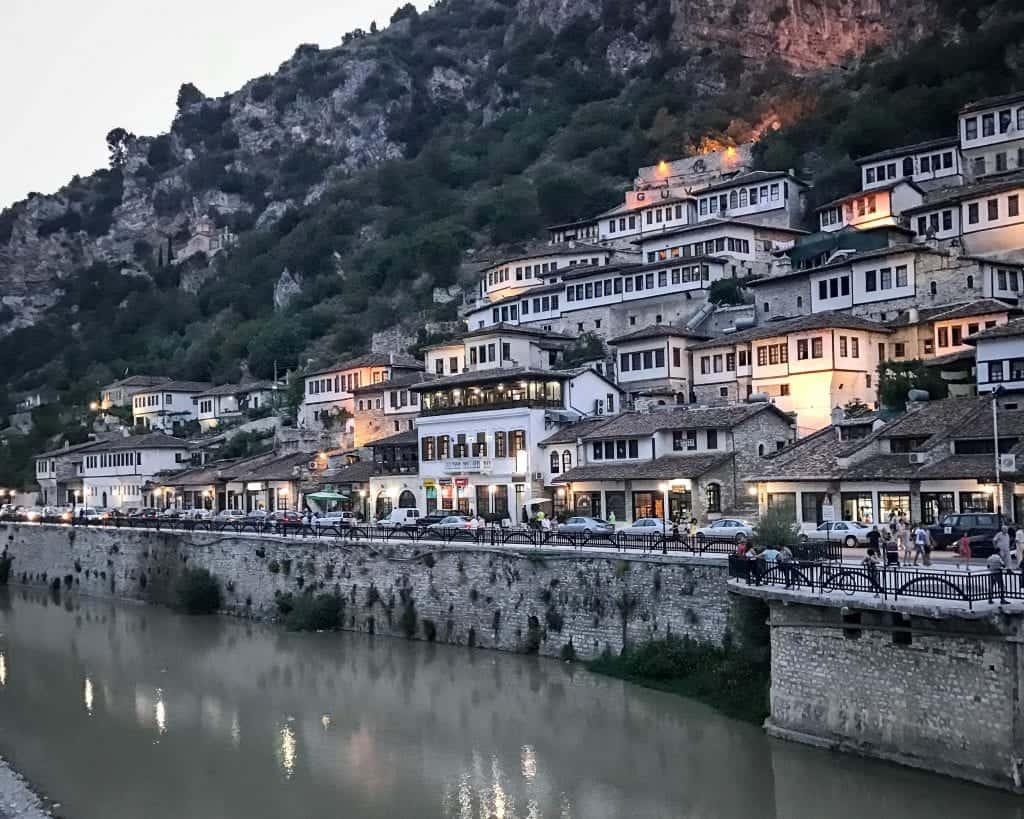 Ottoman Town of Berat Albania