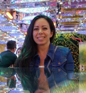 Sarah Mueller - Writer for The Atlas Heart