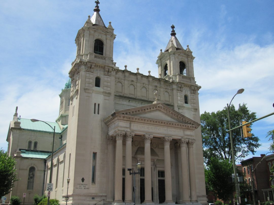 free things to do in richmond - cathedral of the sacred heart