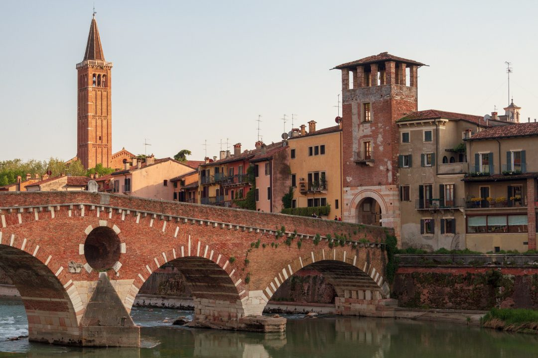 best day trips from milan, italy - verona