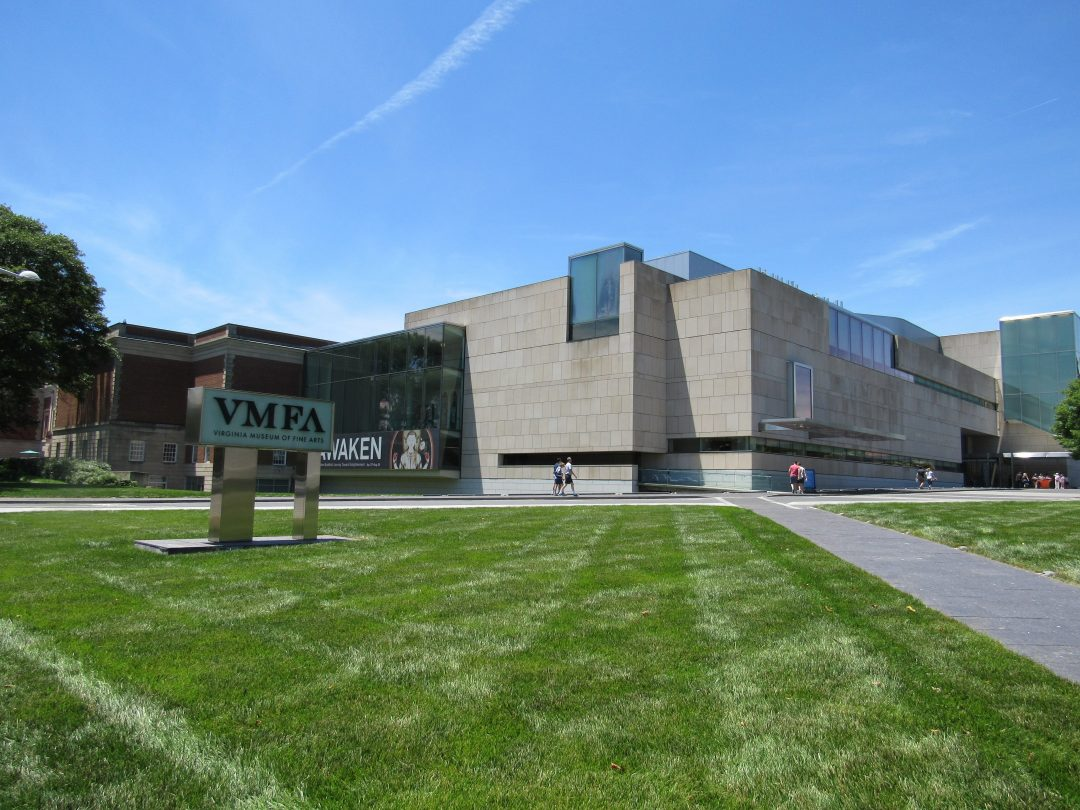 things to do in richmond virginia - virginia museum of fine arts