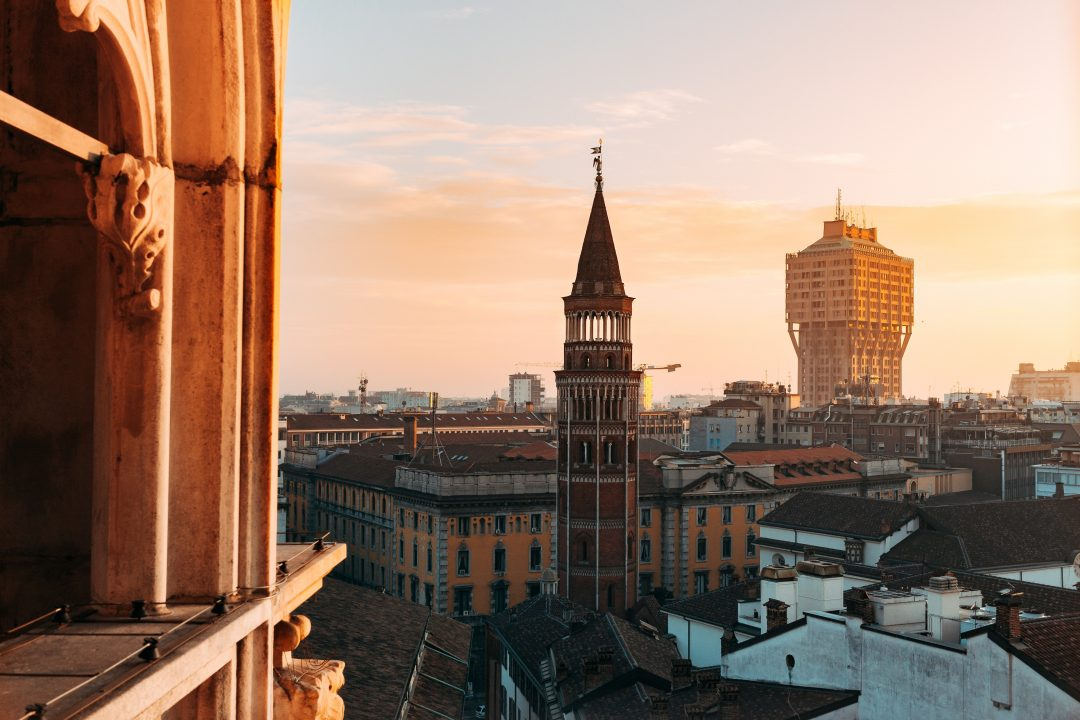 hotels near milan central station - centro storico
