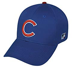 Cubs hat - what to wear in Chicago