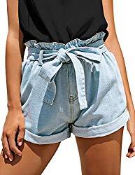 Austin packing guide - denim shorts