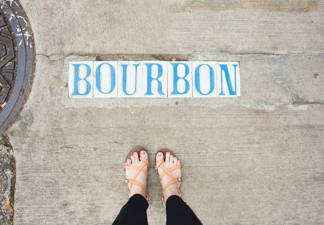 The French Quarter - where to stay in New Orleans
