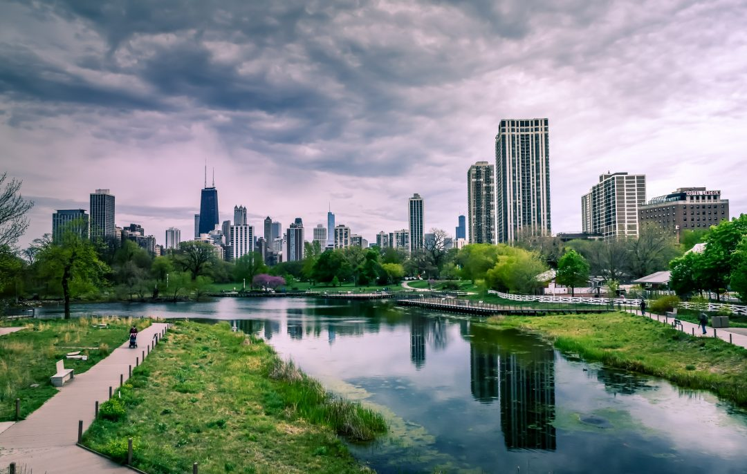 hotels near lincoln park, Chicago