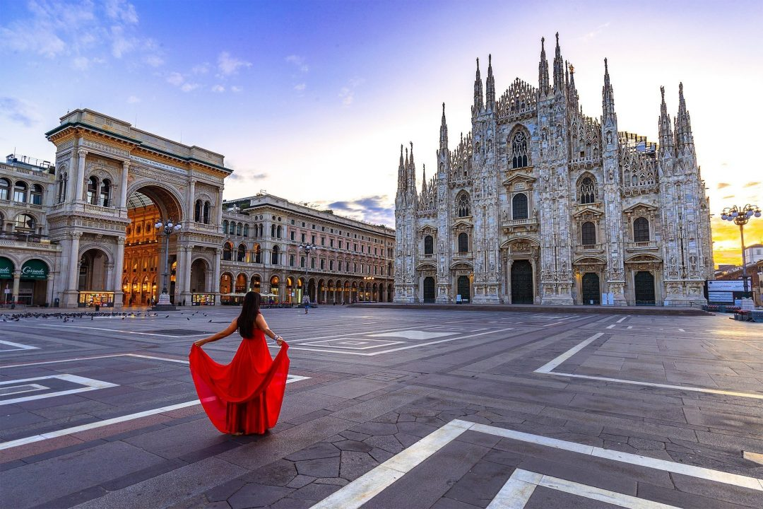 things to do in milan, italy - duomo di milano