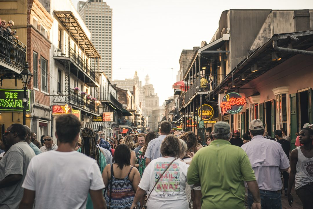 what to do in new orleans - bourbon street