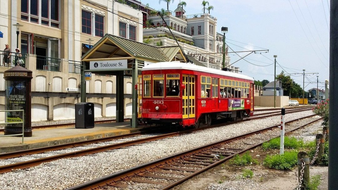 how to get around new orleans - streetcar