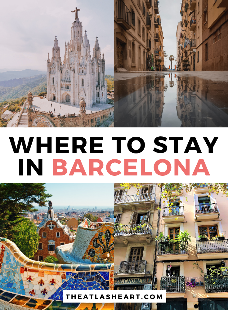 where to stay in barcelona, spain