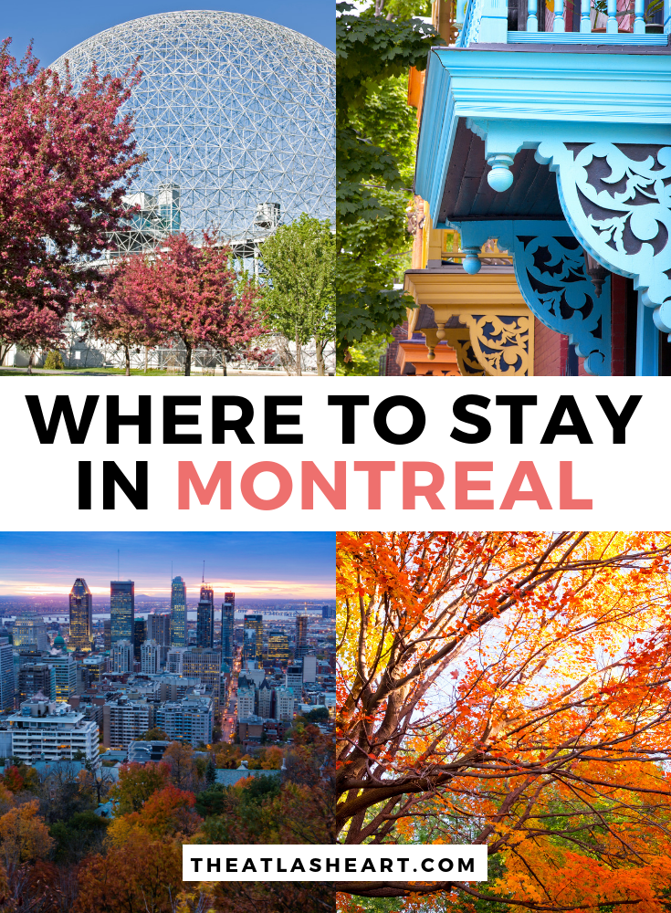 Where to Stay in Montreal, Canada - Quebec