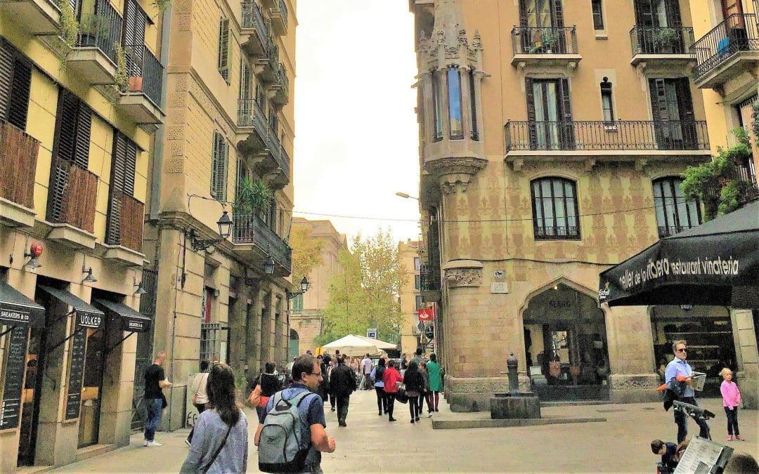 Dreta de l'Eixample  - Barcelona neighborhoods