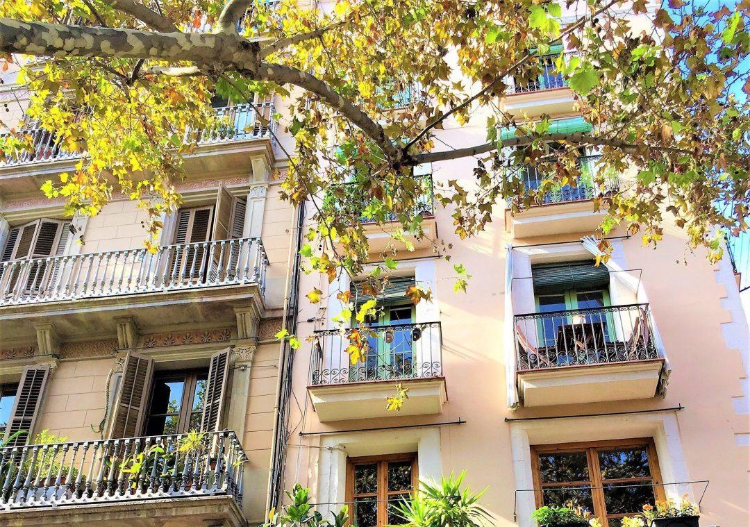 Dreta de l'Eixample - barcelona, spain