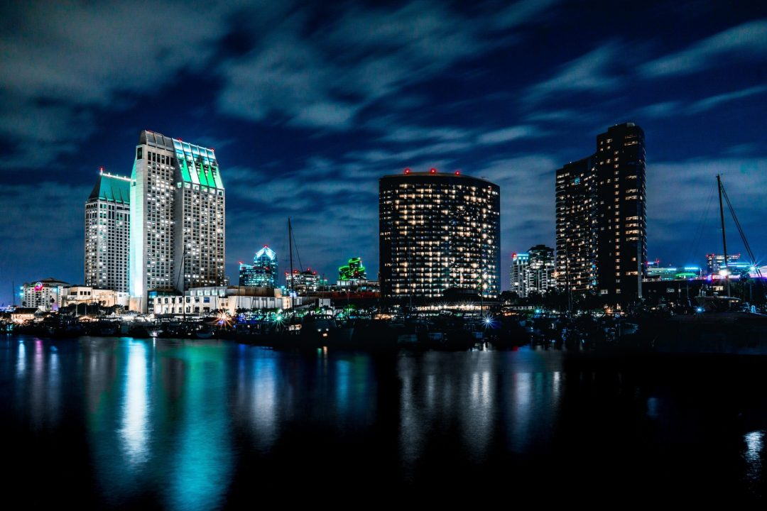 san diego attractions - embarcadero