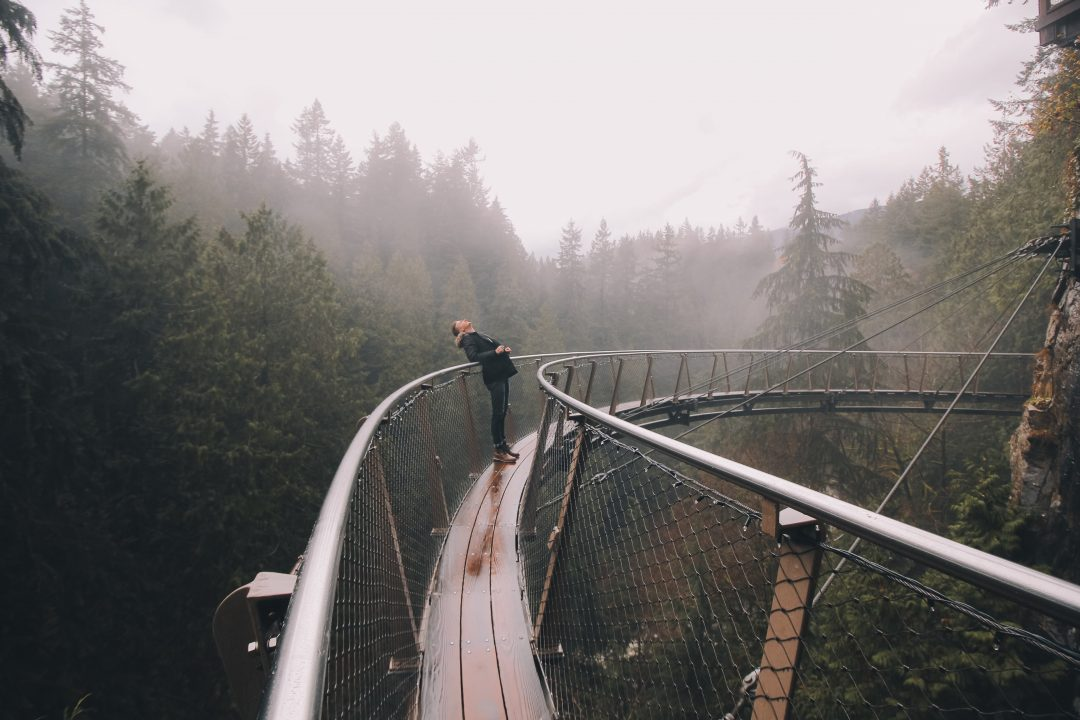 best things to do near vancouver - Capilano Suspension Bridge