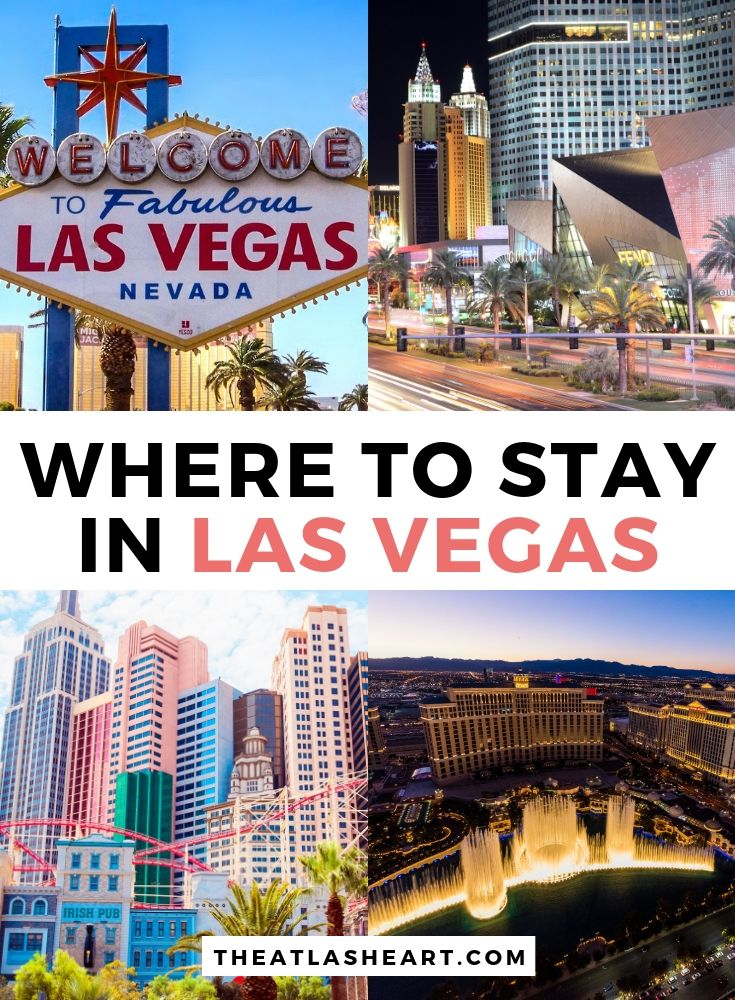 Where to Stay in Las Vegas, Nevada | The Atlas Heart