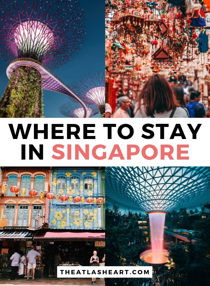 Where to Stay in Singapore | The Atlas Heart