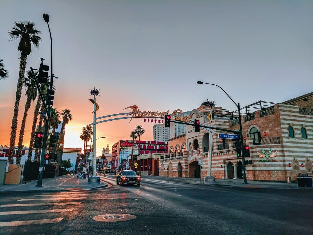 downtown las vegas - where to stay in Las Vegas