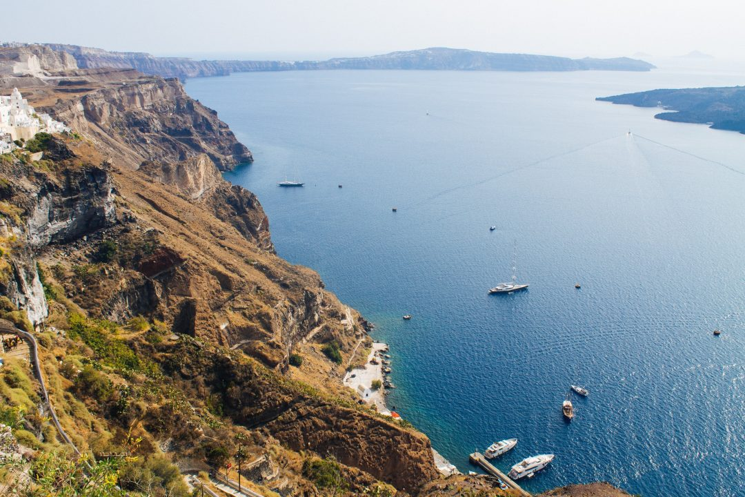 Fira - where to stay in Santorini