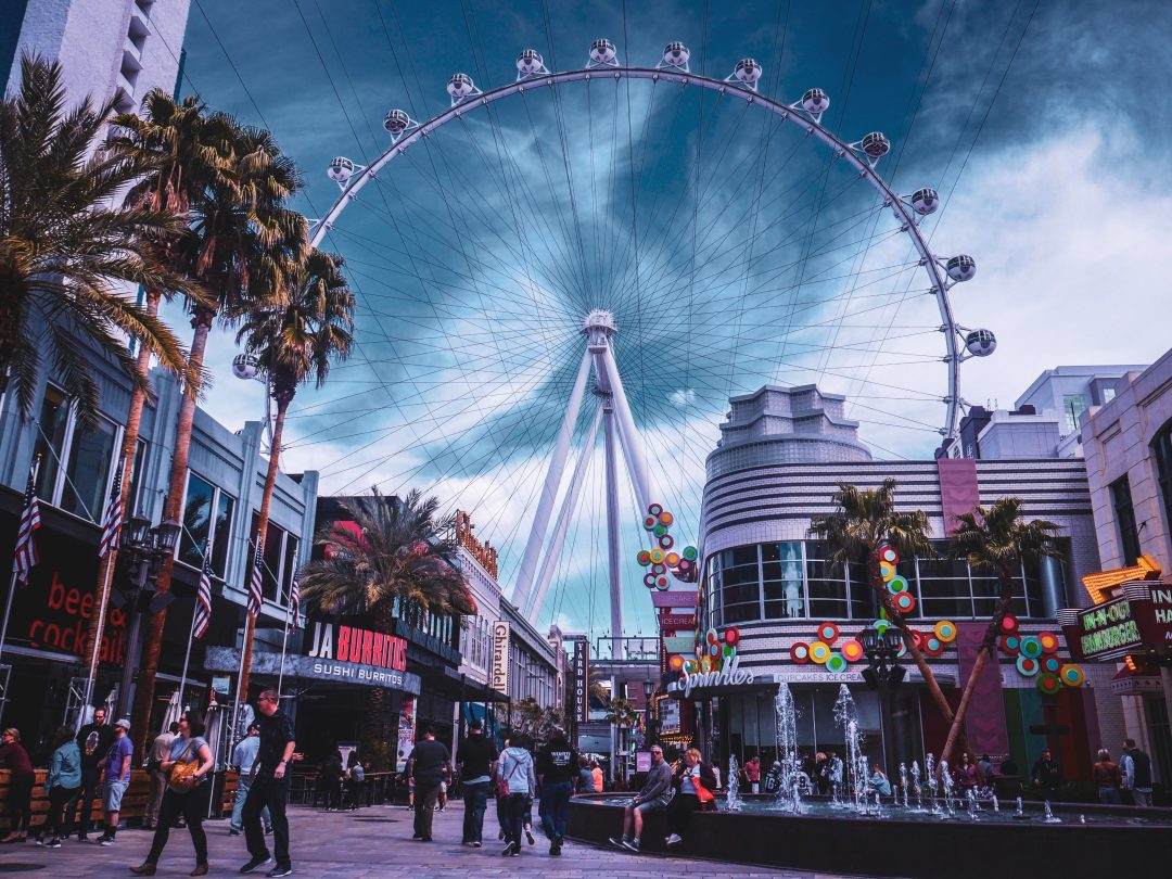 las vegas attractions - high roller