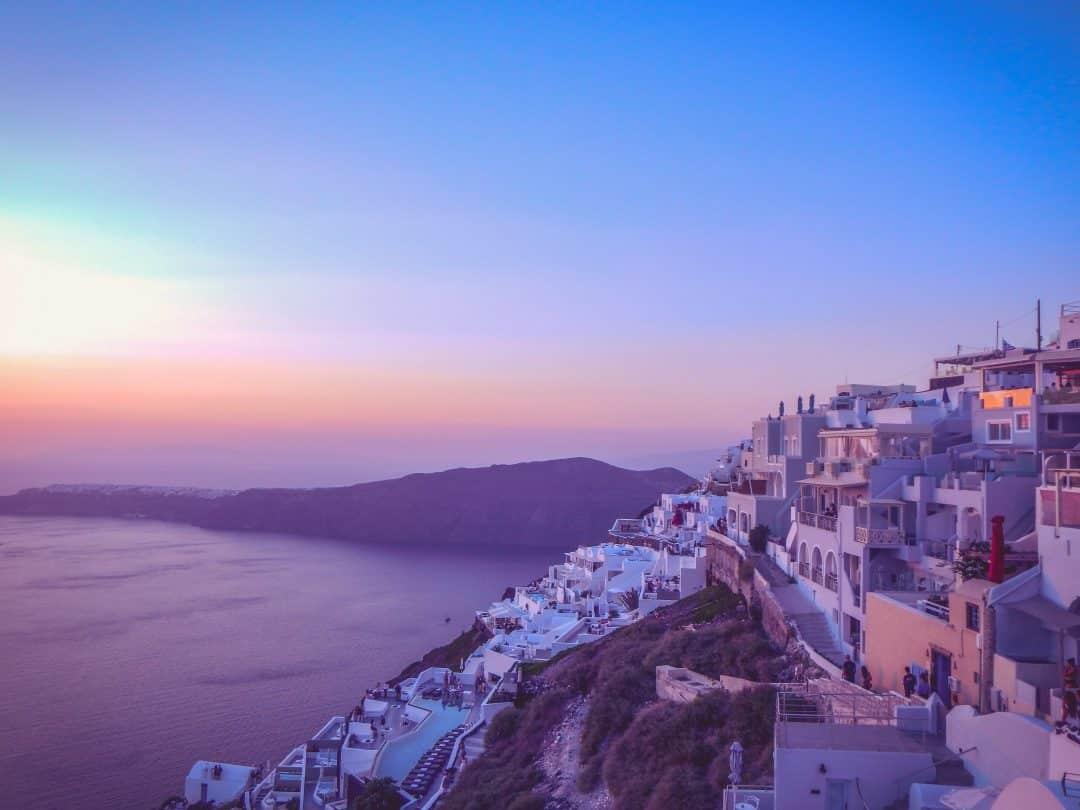Imerovigli - Where to stay in Santorini