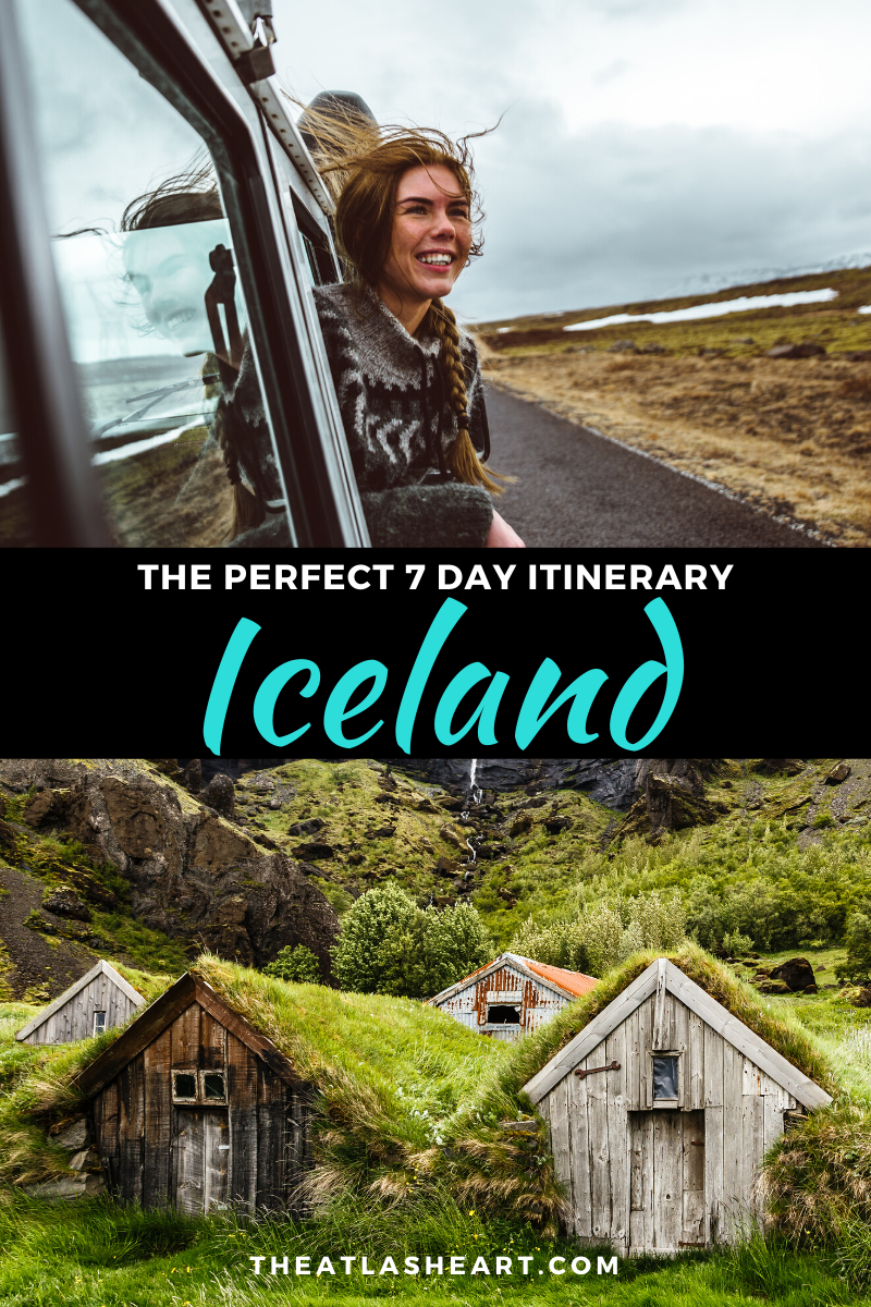 One Week in Iceland Itinerary