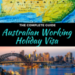 how to get an Australian working holiday visa for americans